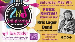 Music in the Park with Kris Lager Band